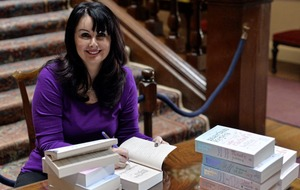 Marian Keyes: Writing was a 'rope across the abyss' during alcoholism