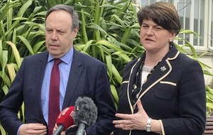 Sinn Fein's ambitions lie southwards not with devolution, says Nigel Dodds