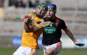 Antrim well placed for promotion push after win against battling Armagh