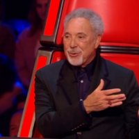 Tom Jones went off on a hilarious tangent after Keziah performed on The Voice UK