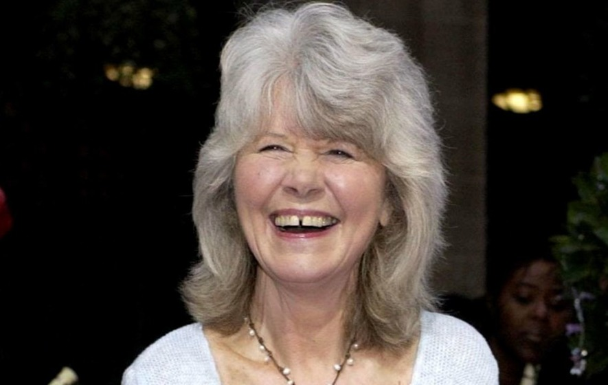 Jilly Cooper, 80, explains why she's been using dating app Tinder