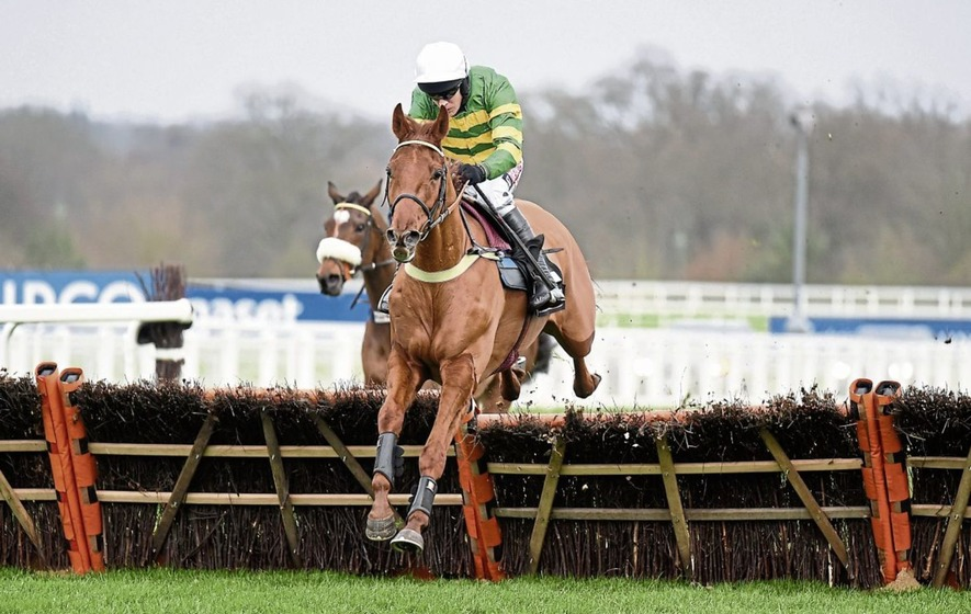 Yanworth's the man to give Alan King Champion Hurdle glory