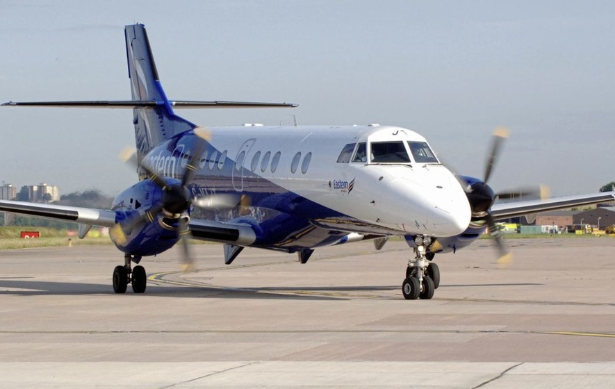 Eastern Airways moves to save flight link between Belfast and Isle of Man
