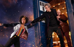 Video: Peter Capaldi to the rescue in latest teaser for new Doctor Who series