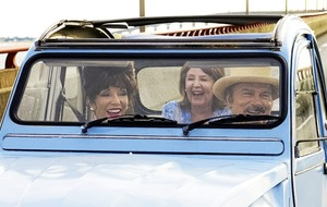 Senior moments: Joan Collins and Pauline Collins in The Time of Their Lives
