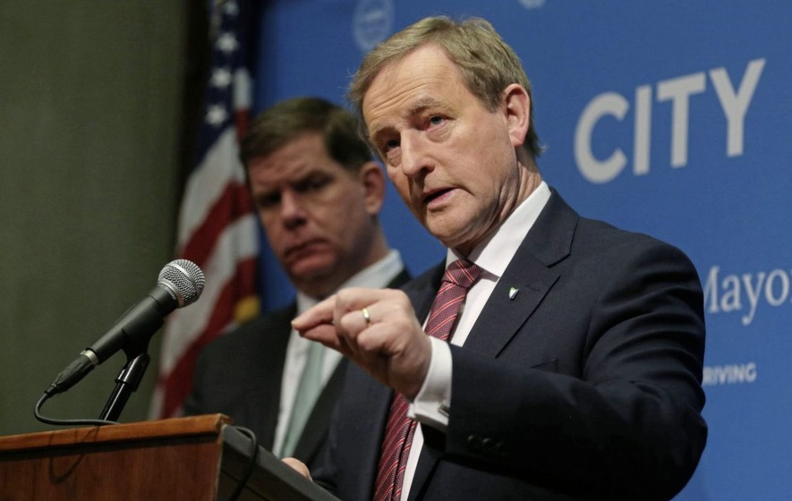 Enda Kenny: US citizenship scheme should be open to other immigrants as well as Irish