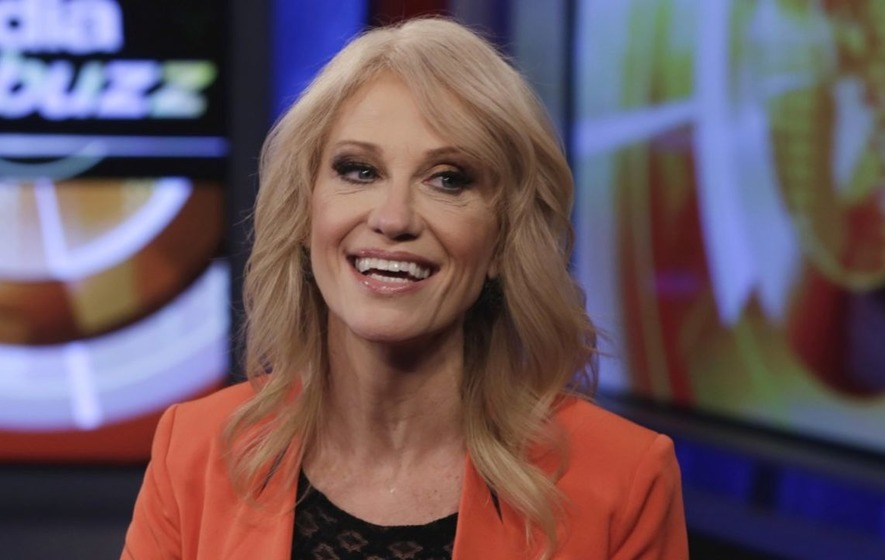 Kellyanne Conway implies Barack Obama could have spied on Donald Trump through a microwave