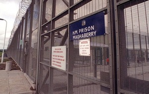 Female prison officer slashed across face in Maghaberry jail
