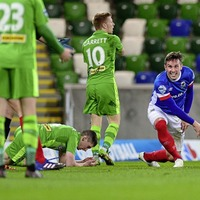 Linfield win puts big dent in Cliftonville's hopes of securing European football
