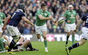 Ireland half-backs Conor Murray and Johnny Sexton both fit to face England in RBS 6 Nations meeting