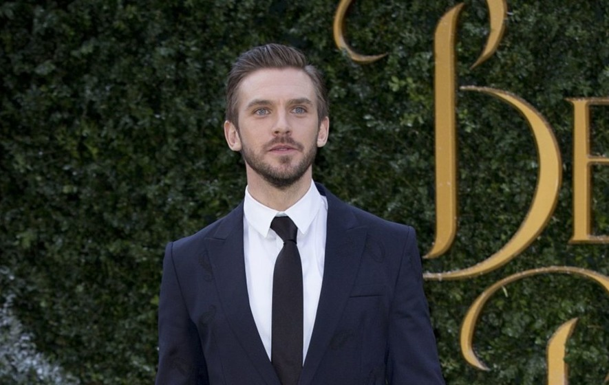I ate four roast dinners a day, says Beauty And The Beast star Dan Stevens