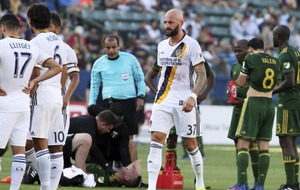 Video: LA Galaxy's home-made video of a Portland Timbers player is the saltiest thing ever
