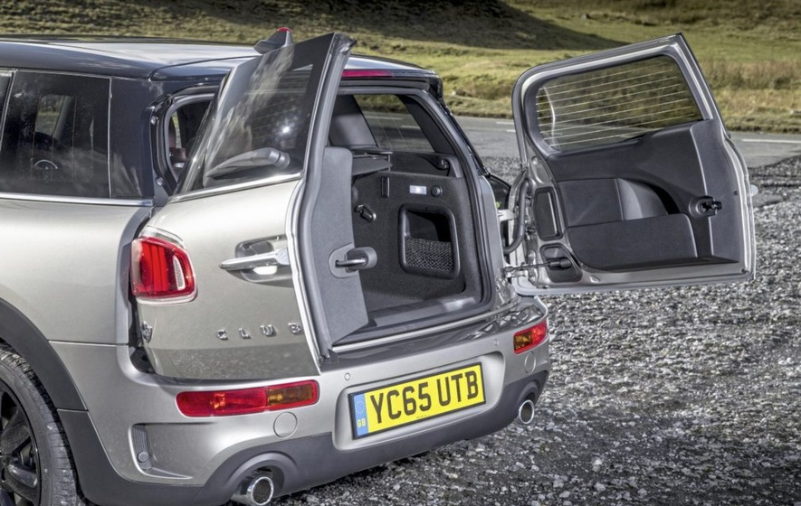 Mini Clubman Makes Quirky Alternative To Volkswagen Golf Audi A3