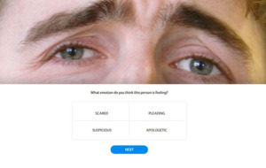 Test: how good are you at reading emotions in someone's eyes?