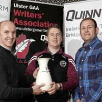 St Mary's Sigerson Cup triumph earns UGAAWA award for Paddy Tally