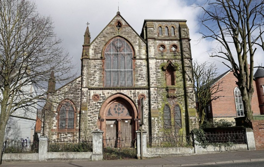 New Fratelli's restaurant planned for derelict Ormeau Road church
