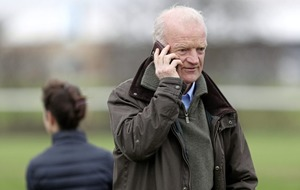 Douvan should stroll to Champion Chase victory for Willie Mullins