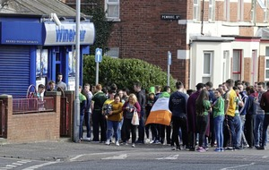 Holylands off-licences agree to close for several hours on St Patrick's Day