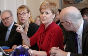 Sturgeon warns May not to block second referendum plans ahead of Brexit