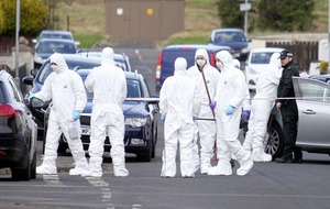 Fears of further bloodshed after leading loyalist dies