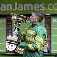 The Irish News guest columnist Noel Fehily wins Champion Hurdle on Buveur D'Air for JP McManus