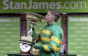 The Irish News guest columnist Noel Fehily wins Champion Hurdle on Buveur D'Air for JP McManus