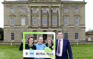 Born2Run team up with Hovis for Castleward Challenge