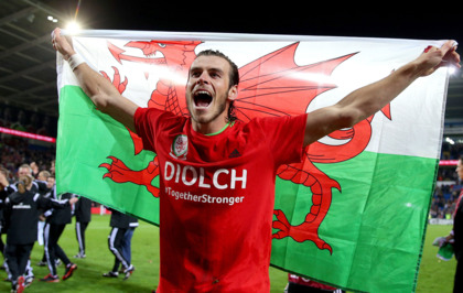 wholesale dealer 4655c 4f1e1 Gareth Bale fit and ready for Wales call-up to face Republic ...