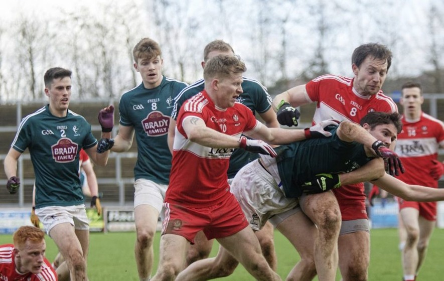 James Kielt hoping Derry can bounce back against Galway