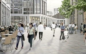 Video: Neighbourhood surrounding new Belfast transport hub to be called Weavers Cross
