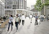 Video: Neighbourhood surrounding new Belfast transport hub to be called Weavers Cross
