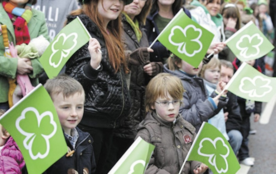Parades and parties set for St Patrick Day across the globe