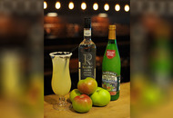 Cocktail: Armagh Bramley Apple Cooler