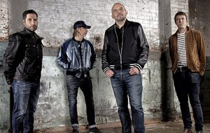 Noise Annoys: RIDE return to Ireland and ready new LP