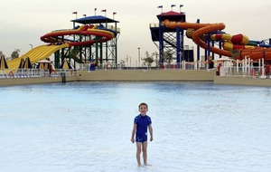TRAVEL: Everything's so awesome for family fun in Dubai