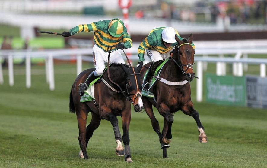 Harrington can score rare Irish victory in Stayers Hurdle with Jezki