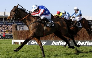Noel Fehily: Special Tiara's Champion Chase win the perfect way to bring up my century