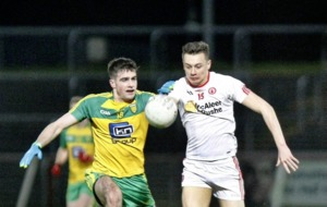 Tyrone and Donegal can't be split as Derry account for Monaghan