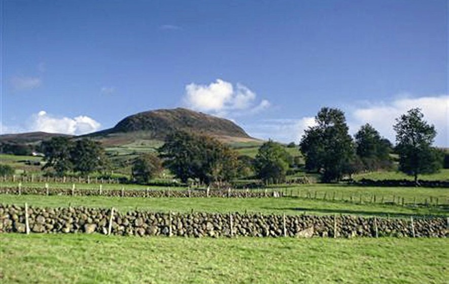 A pilgrimage up the holy mountain of Slemish was how we celebrated St Patrick's Day