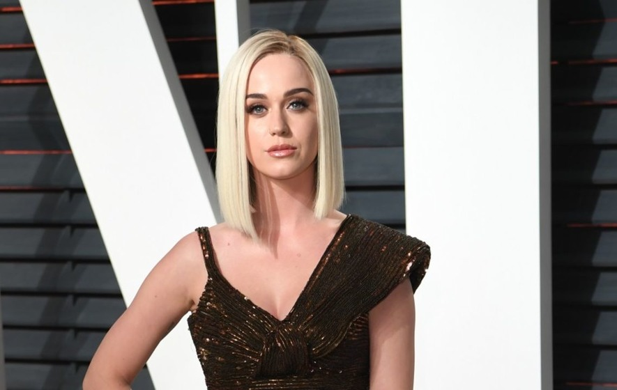 Katy Perry: I've loved my English boyfriends' accents