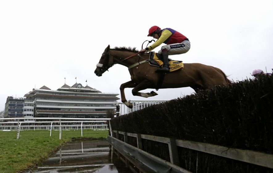 Native River can flow to Gold Cup success