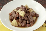 James Street Cookery School: Irish stew and apple and pear crumble