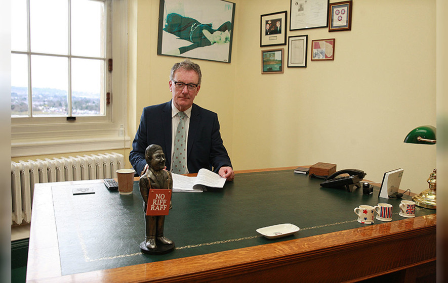 Arlene Foster 'created a short cut to a united Ireland', Mike Nesbitt says