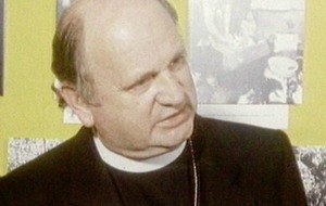 Bishop Eamon Casey profoundly upset people but he also did much good, funeral told