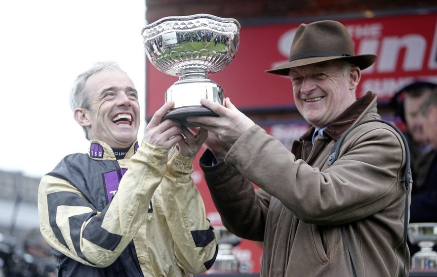 Willie Mullins hits back with four Cheltenham winners