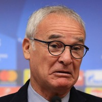Claudio Ranieri will be represented by FOUR teams in the Champions League quarter-finals
