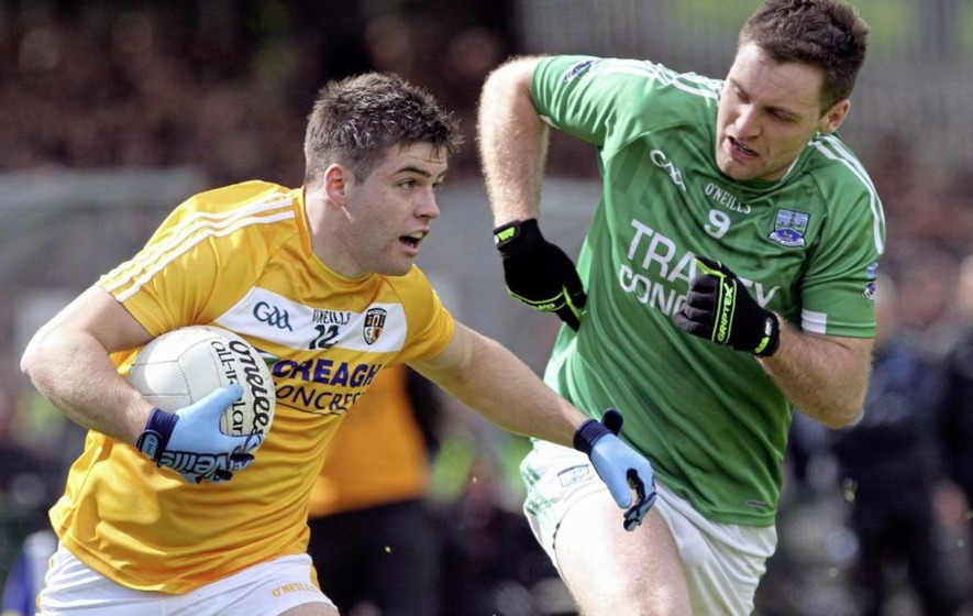 Antrim can ease their relegation fears against struggling Laois