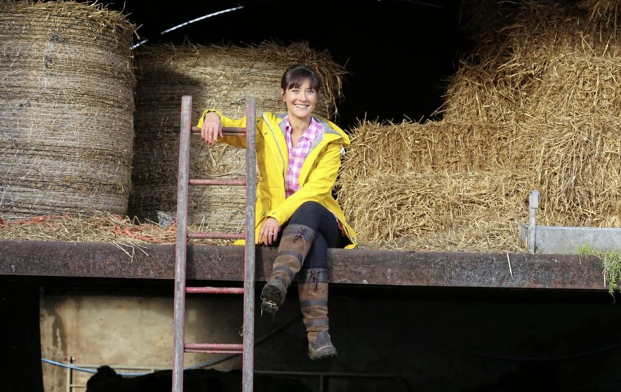 Back on Home Ground: Newsreader Jo Scott on her passion for the countryside
