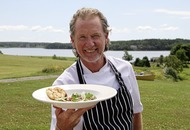 Paul Rankin's top culinary moment? A sausage sandwich on Portrush strand
