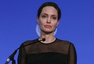 Angelina Jolie has met the Archbishop of Canterbury over the refugee crisis